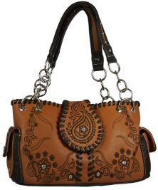 Montana West Concealed Weapon Handbag