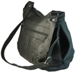 Leather Concealed Weapon Handbag